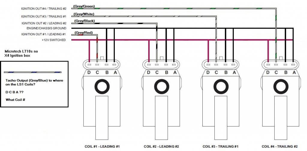 [WLLP_2054]   L2 Coil Not firing spark LS1 Coils LT10s - AusRotary | In Rotary Engine Ls1 Coil Wiring Diagram |  | AusRotary