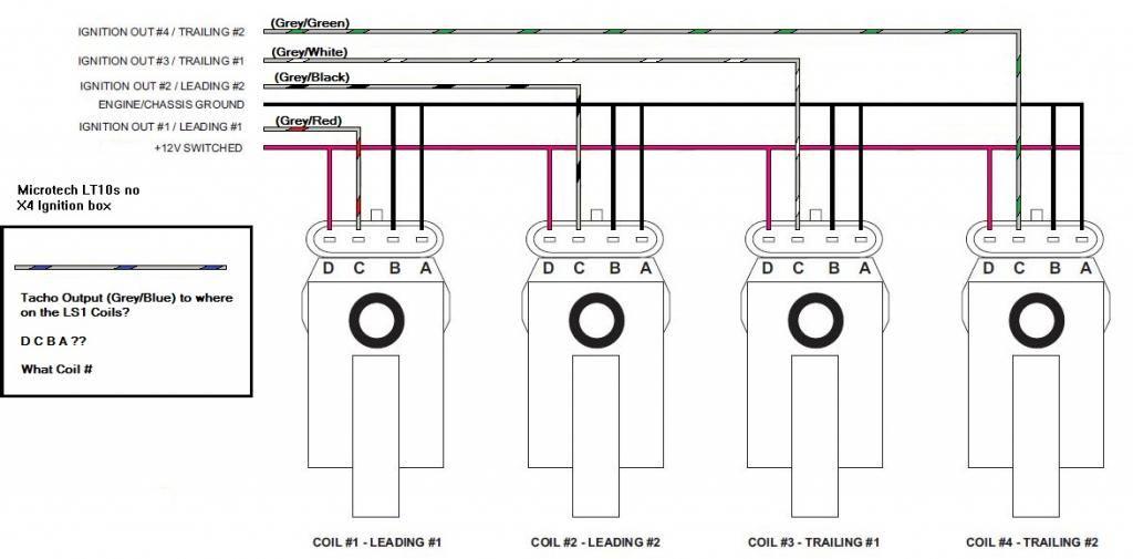 L2 Coil Not firing spark LS1 Coils LT10s - AusRotaryAusRotary