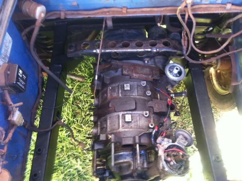 QLD 1974 Mazda Bongo 12A $2500 firm - AusRotary