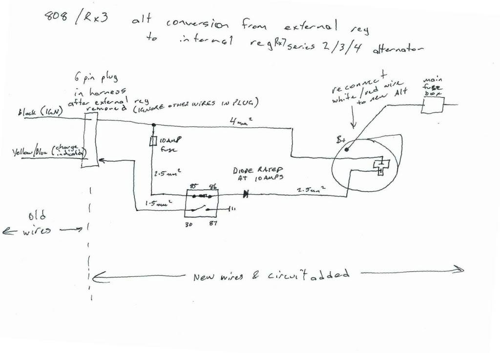 1991 Rx-7 Starter Motor Wiring Diagram from www.ausrotary.com